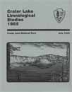 Crater Lake limnological  studies 1985 annual report