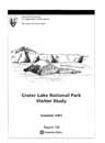 Crater Lake National Park visitor study, summer 2001