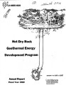Hot Dry Rock Geothermal Energy Development Program, Annual Report, Fiscal Year 1980