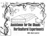 Assistance for the Ohaaki Horticultural Experiments