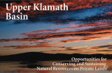 Upper Klamath Basin : opportunities for conserving and sustaining natural resources on private...