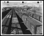 Railroad yard