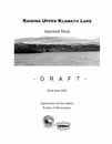 Raising Upper Klamath Lake, appraisal study : draft.