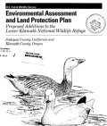 Environmental assessment : proposed additions to the Lower Klamath National Wildlife Refuge :...